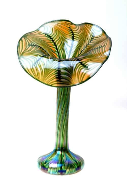 Jack-In-ThePulpit Vase by Lundburg Studios