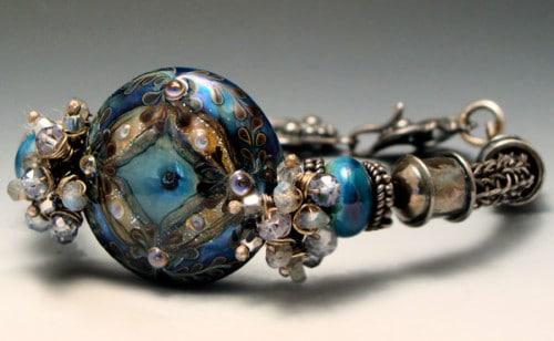 Moonlight Waltz Bracelet Side