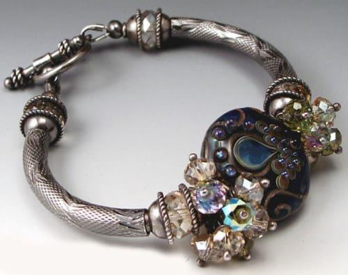 Songbird Bracelet Side