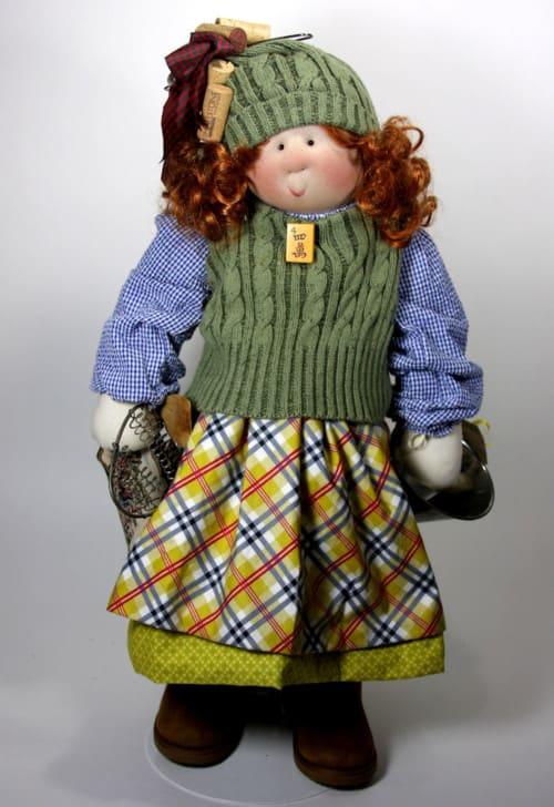 Foodie Francine Little Souls Doll
