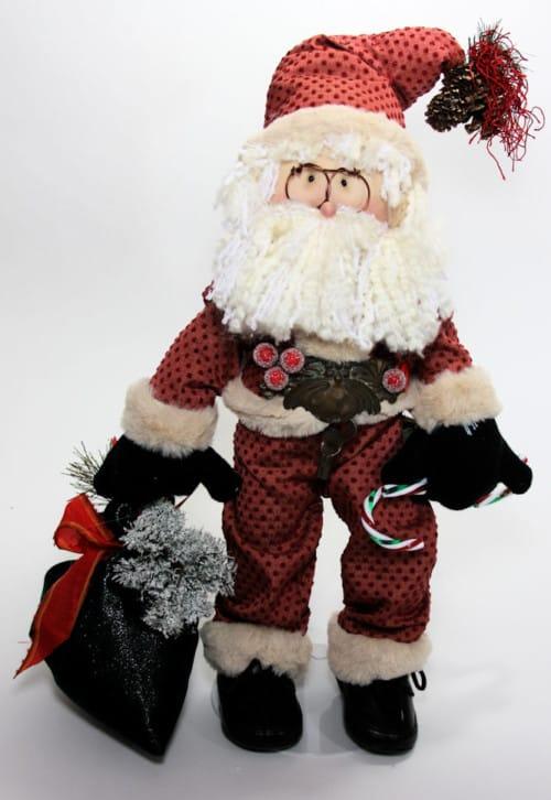 Little Man Santa Little Soul Doll