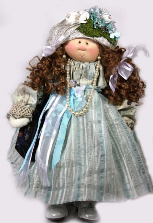Sonya Snips Little Souls Doll