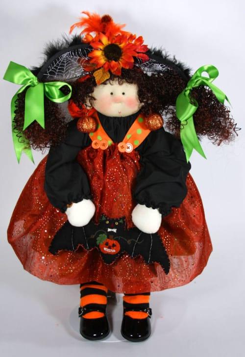 Ferocious Fiona Little Souls Witch