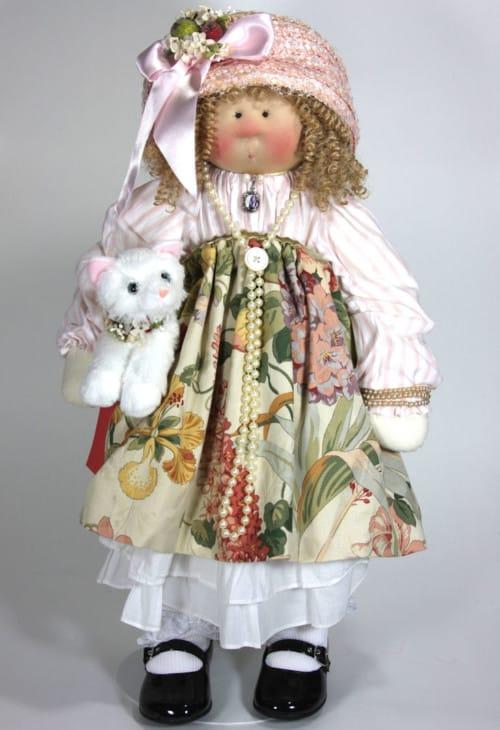 Here Kitty Little Souls Doll