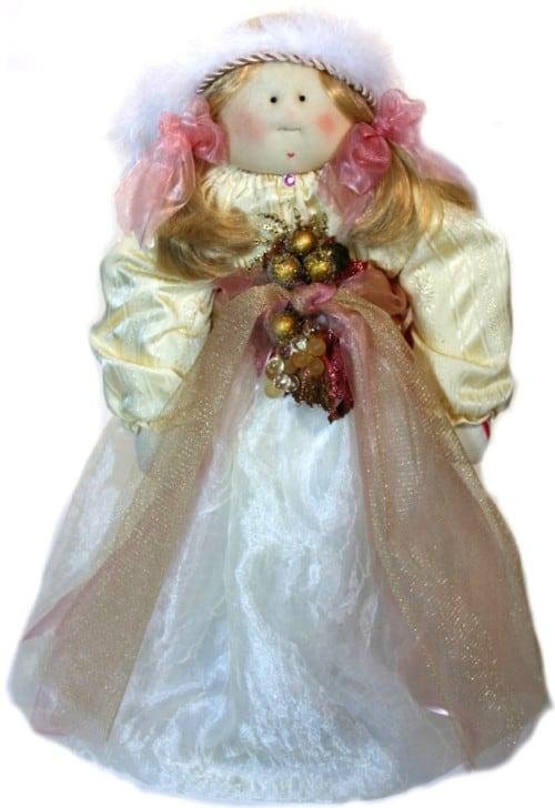 Faith Angel Little Souls Doll