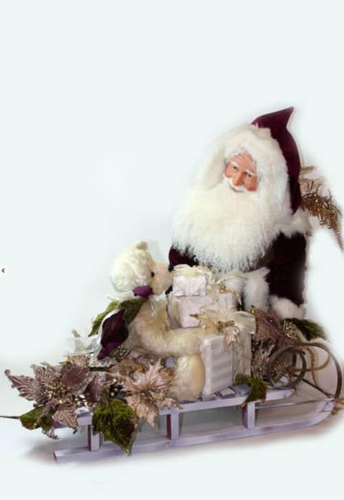 Bountiful Gifts Stone Soup Santa