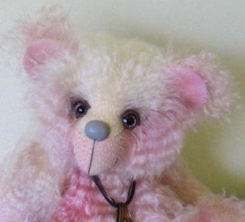 Buffy Bear Face