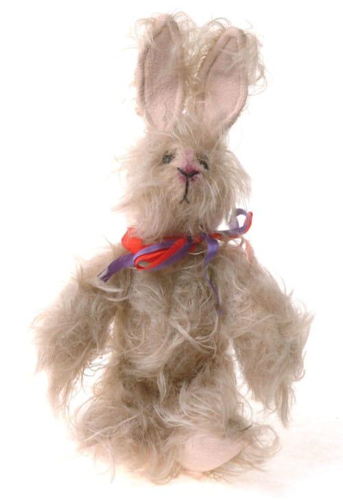 Kravits Rabbit With Purple Tail