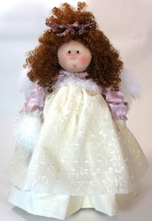 Beloved Angel Little Souls Doll