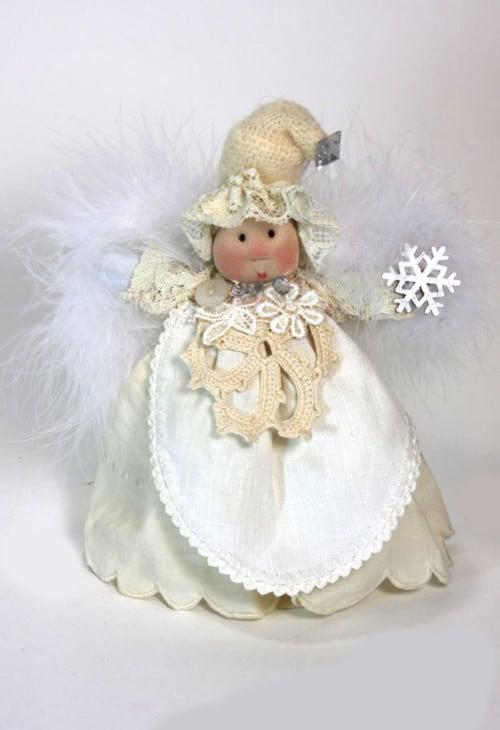 Little Souls Snowflake #6