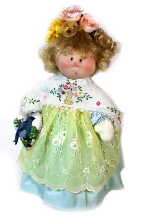 Posey Little Souls Doll