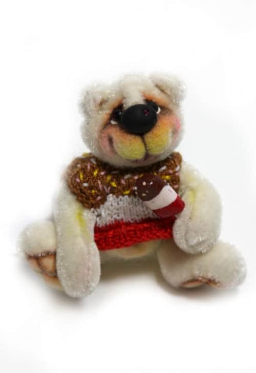 Fab Freddie Katie Rae Bear