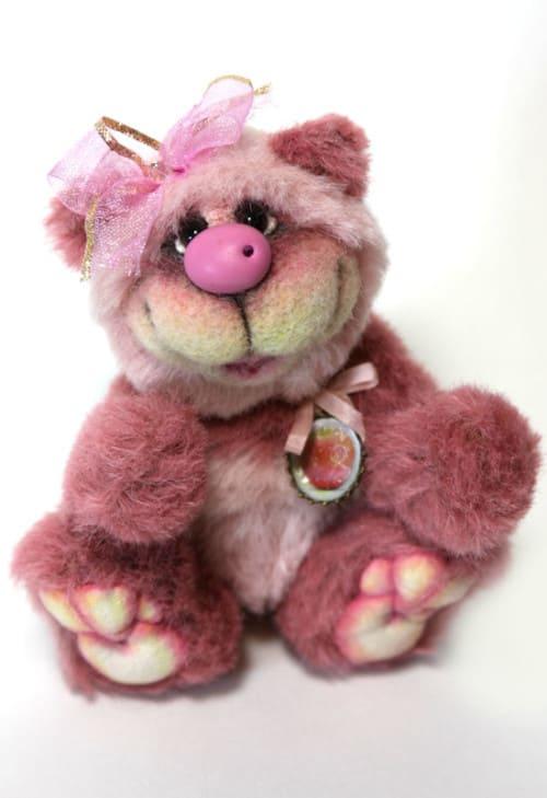 Pinkie Katie Rae Bear