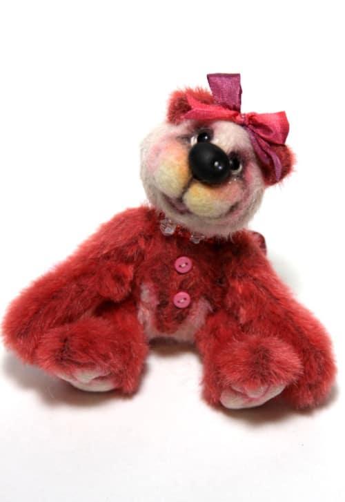 Raspberry Ripple Katie Rae Bear
