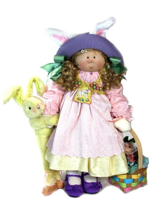 The Bigger The Basket Little Souls Doll