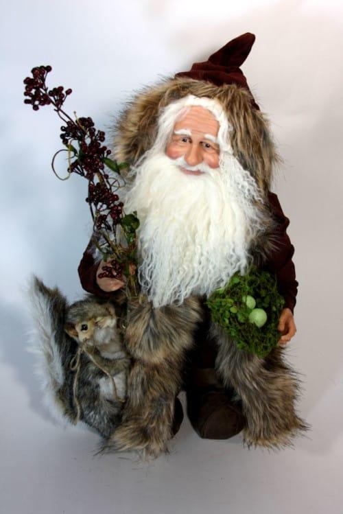 Twiggy Stone Soup Santa