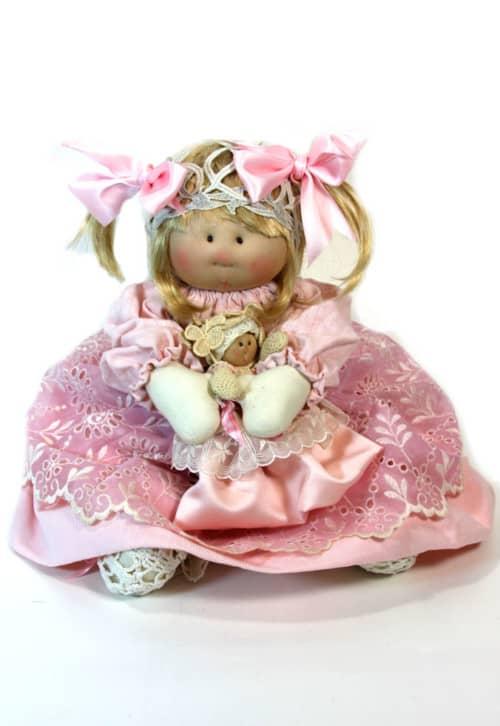 Lizzie&Dizzy Little Souls Doll